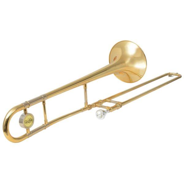 tromboon kollane messing