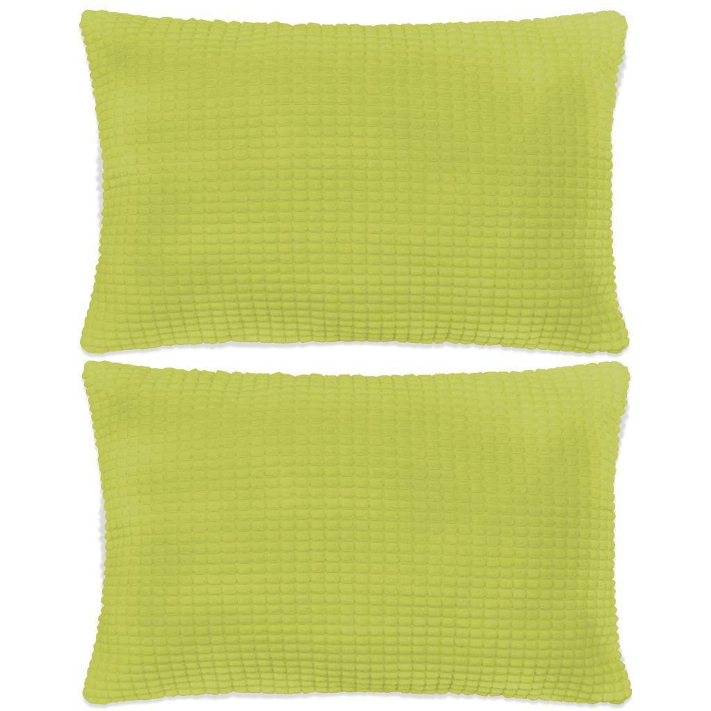 342df300850 ... 2 tk, 40 x 60 cm, roheline. 🔍. veluurist diivanipatjade komplekt