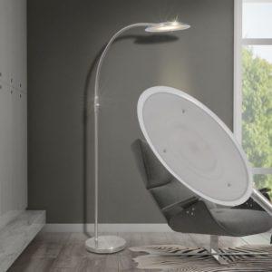 vidaXL-i hämardatav kumer LED põrandalamp 18 W