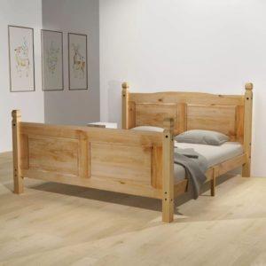 voodi ja Memory Foam madrats Mehhiko stiilis