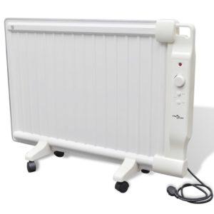 Õliradiaator 1500 W valge