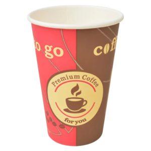 ühekordsed kohvitopsid 1000 tk paberist 355 ml