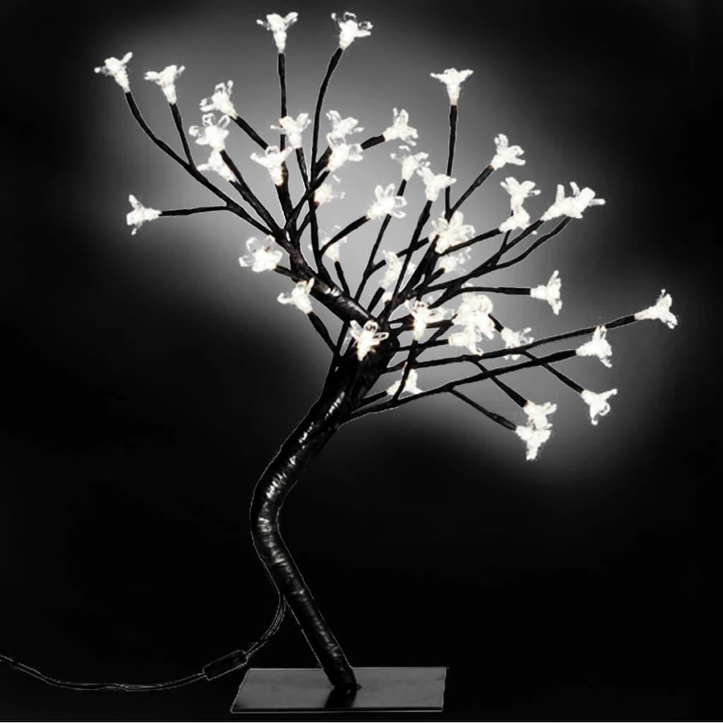 a0ffe597a54 2 õitsvat LED puud valgete tuledega - JUNIIK.EE