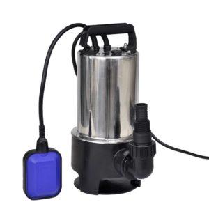 750 W roostevabast terasest elektriline uputatav pump
