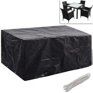 Aiamööbli kate 4 toolile 180x140 cm