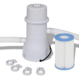 Basseini filterpump 1000 gal / h