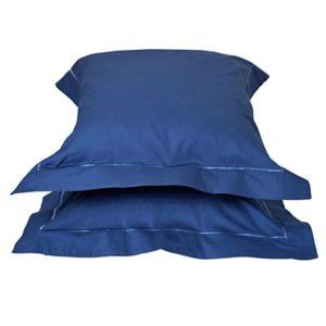Emotion kortsumatud padjapüürid 2 tk 60 x 70 cm sinine