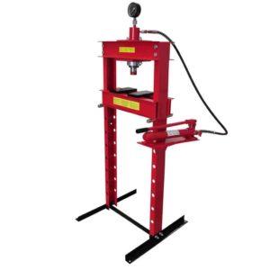 H-raamil hüdrauliline press 20 tonni