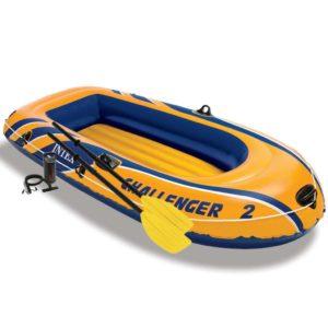 Intex Challenger 68367NP kummipaat aerude ja pumbaga
