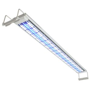 LED-valgusega akvaariumilamp 120-130 cm