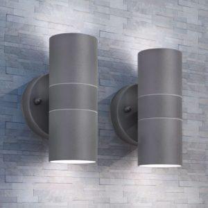 LED-valgustid õue 2 tk