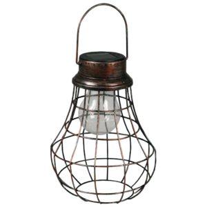 """Luxform päikeseenergial töötav LED-aialatern """"Rumba"""""""