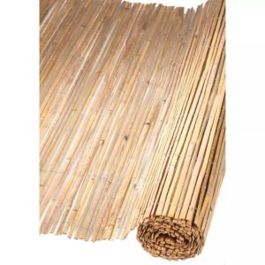 Nature vaadet varjav aed 500 x 100 cm bambus 6050120