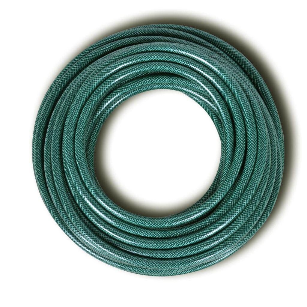 96a28e08425 Painduv PVC voolik 1/2 tollise läbimõõduga 25 m roheline. Painduv ...