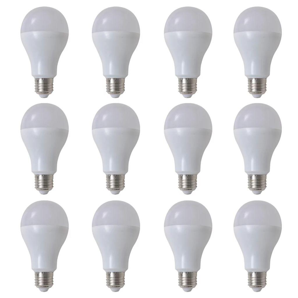 06807640ac7 Soe valge LED lamp pirn 12 tk 7 W E27 - JUNIIK.EE