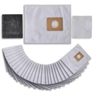 Tolmuimeja kotid filtritega 25 tk Nilfisk