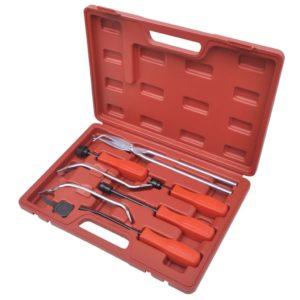 Trummelpiduri hooldustööriistade komplekt/vedrupaigaldaja ja -eemaldaja