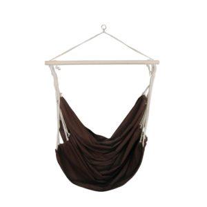 Võrkkiik-tool pruun