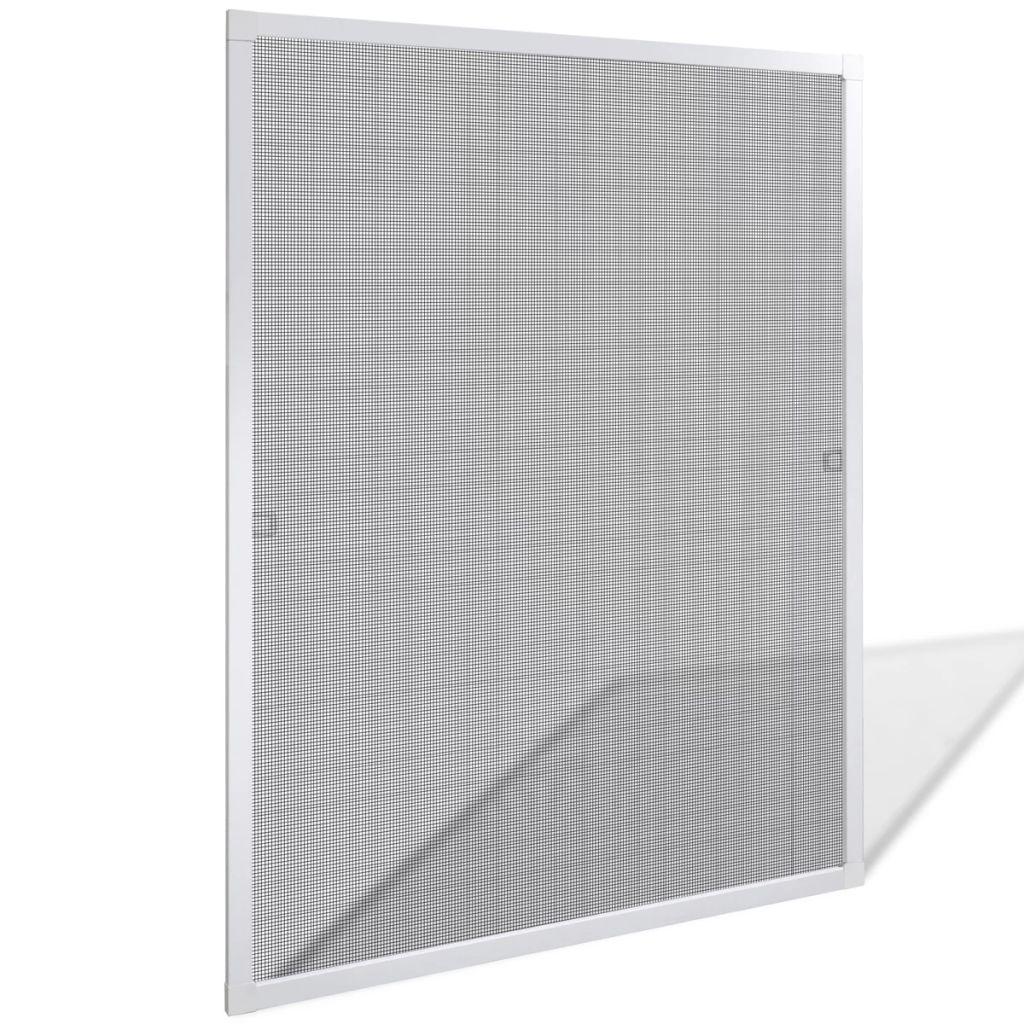 0083323550f Valge putukavõrk aknale 80 x 100 cm - JUNIIK.EE