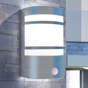anduriga õue seinavalgusti