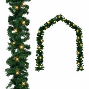 jõuluvanik LED-tuledega 10 m