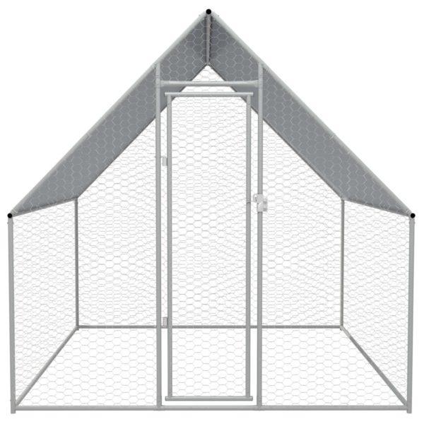 tsingitud teras