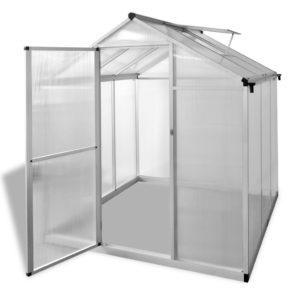 kasvuhoone tugevdatud alumiiniumist 3