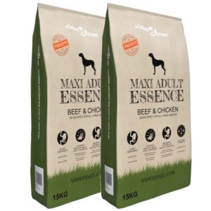 koerte kuivtoit Maxi Adult Essence Beef & Chicken
