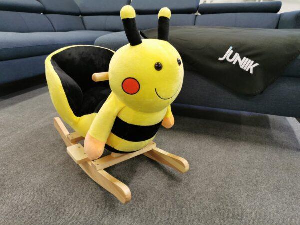kollane kiikhobu mesilane - JUNIIK.EE