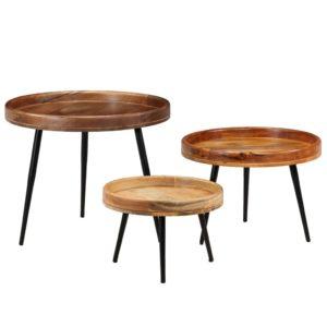 kolmeosaline laudade komplekt
