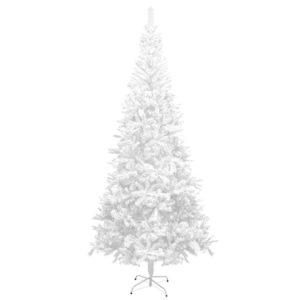 kunstkuusk L 240 cm valge