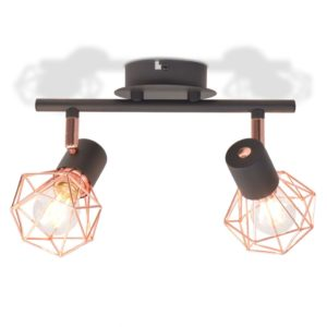 laelamp 2 LED-hõõglambiga 8 W