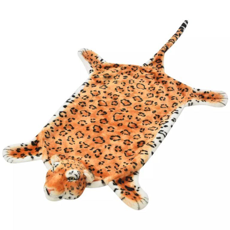 leopardikujuline vaip