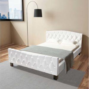 madratsiga kahekohaline voodi