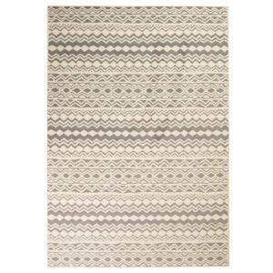 moodne traditsioonilise disainiga vaip 80 x 150 cm beež/hall