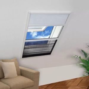 plisseeritud putukavõrk aknale