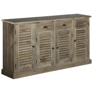 puhvetkapp toekast sirelmeelia puidust 145 x 32