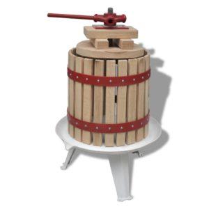 puuvilja- ja veinipress