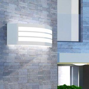 roostevaba terasest õue seinalambid