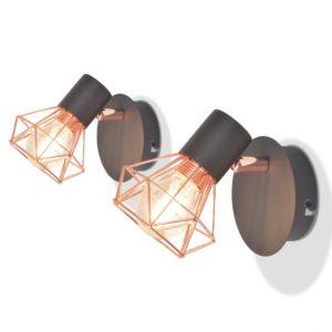 seinalambid 2 tk 2 LED-hõõglambiga 8 W