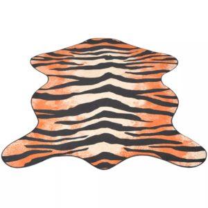 vaip 110 x 150 cm tiigrimustriga