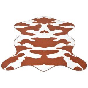 vaip 70 x 110 cm pruuni lehmamustriga