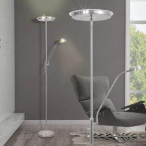 vidaXL-i hämardatav LED põrandalamp 23 W