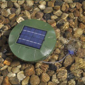 Lehekujuline päikeseenergial töötav õhupump tiiki 1