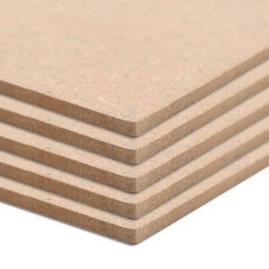 MDF-plaat 10 tk ruudukujuline 60 x 60 cm 2