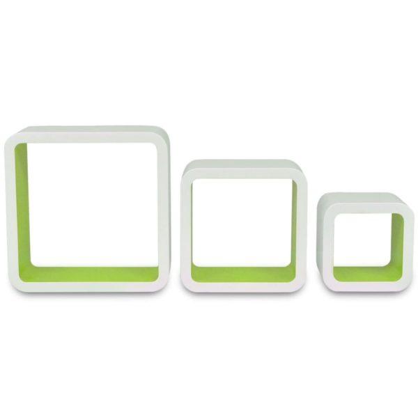 valge ja roheline
