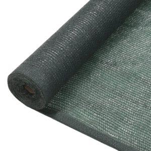 privaatsusvõrk HDPE 2 x 10 m roheline