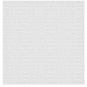 roostevabast terasest võrkpaneel 100 x 85 cm
