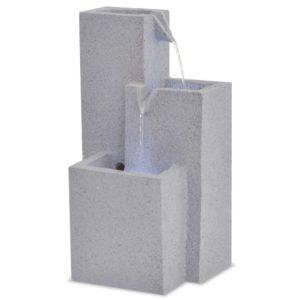 toapurskkaev LED-tulega