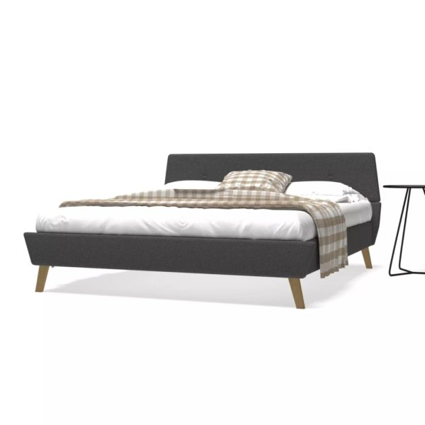 voodi Memory Foam madratsiga 160 x 200 cm